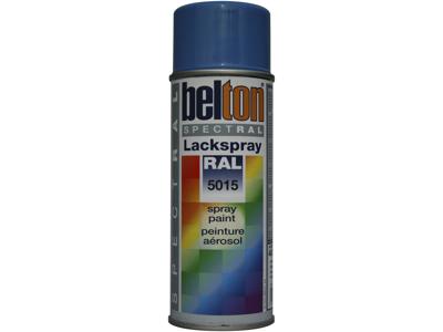 Belton spray 324 himmelblå RAL5015