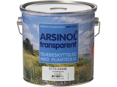 Arsinol transparent farveløs 2,5ltr