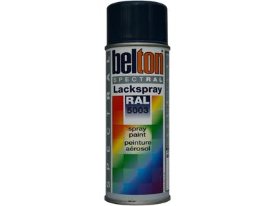 Belton spray 324 safirblå RAL5003