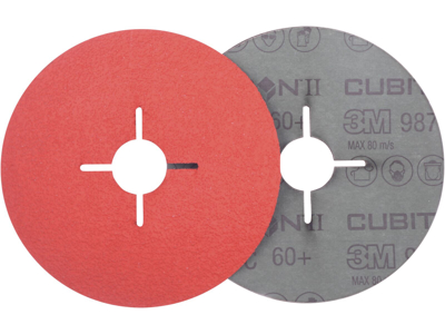 Cubitron II fiberrondel 987C P60 125mm