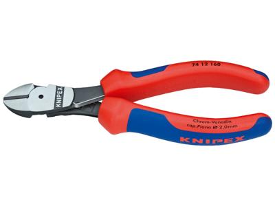 Knipex Kraft-skævbider 74 12 180 mm