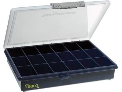 Raaco Assorter 5-18 43×240×195 blå
