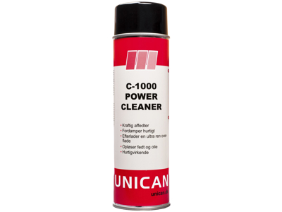 Unican C-1000 power cleaner 500ml