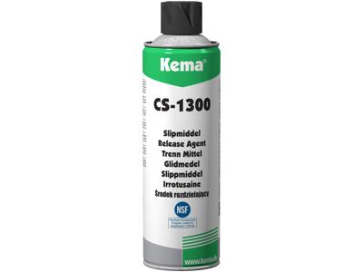 Kema slipmiddel CS-1300 spray 500ml
