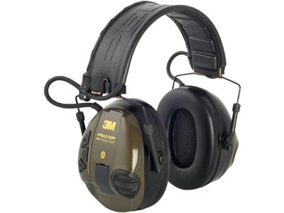 Let.høreværn m/bluet.&mp3orang/grøn