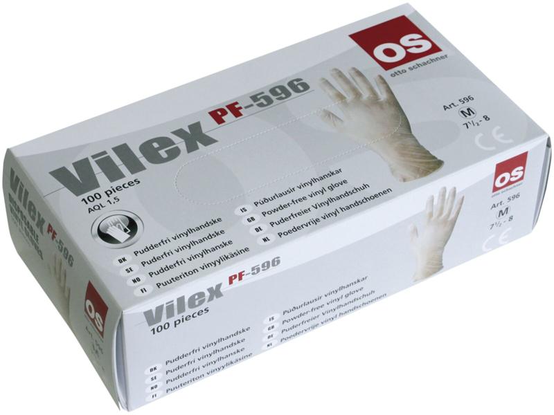 Vilex Vinylhandske PF 596