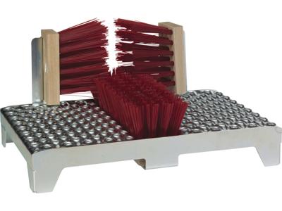 Vikan støvlerenser glv.rød PVC