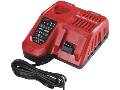 Milwaukee Hurtiglader RedLithium-Ion M12-18FC