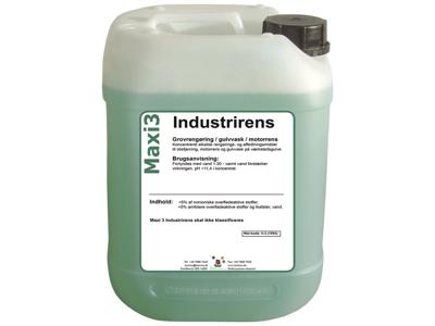 Industrirens Maxi3 5 liter