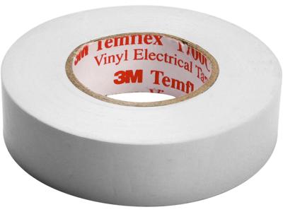3M Temflex eltape 15mm×10m hvid