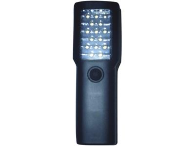 Arbejds håndlampe 15 LED 12+24V