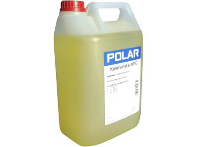 Polar kølervæske MPG 5 L