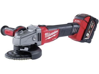 Milwaukee Vinkelsliber ø125 M18 CAG125X-502X