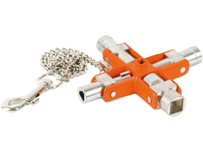 Universalnøgle (9 nøgler i én) MK9