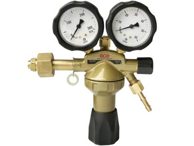 AGA Regul.dincontrol N2 nitrogen 30 bar