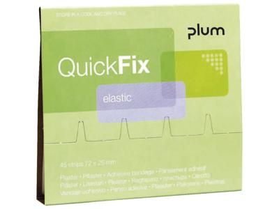 PLUM Refill Quickfix elastic pk/45