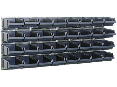 Raaco vægpanel x 2/3-160 m/32 kasser