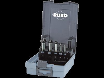 Ruko Forsænkersæt UltimateCut RUnaTEC 6,3-25,0 mm 5stk