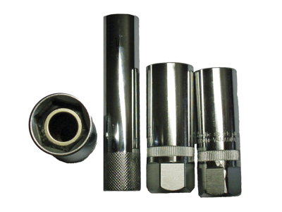 """Bato Tændrørstop 3/8"""" firk. magnet 14 mm"""