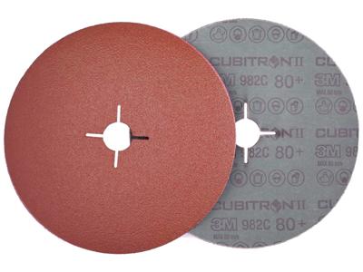 3M Cubitron II Fiberrondel 982C