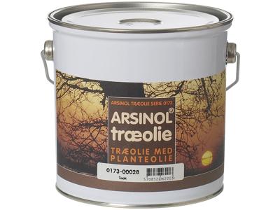 Arsinol træolie teak 2,5 ltr