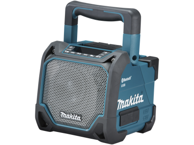 Makita Højttaler m/Bluetooth 10,8-18V solo/230 V DMR202