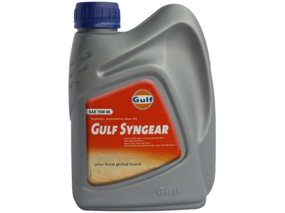 Gulf Syngear 75W-90  1 ltr.