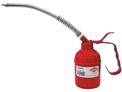 Smørekande Populær stål KA40 0,4 L