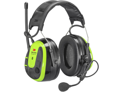 3M Peltor WS Alert XPI høreværn bøjle