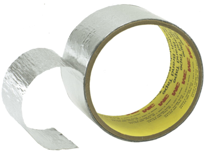 Alu.tape 431 50mm×55m krt/24