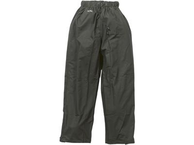PU bukser oliven 20-5412 L