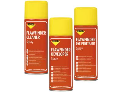 Rocol Flawfinder system 1+2+3