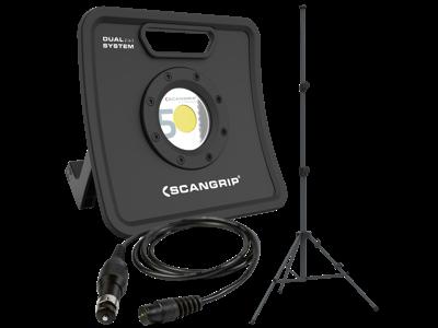 Nova 5K C+R arbejdslampe + tripod + car adapter