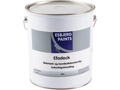 Esbjerg paint Efadeck grå 5 ltr