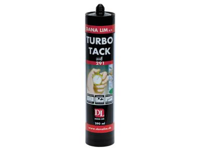 Turbo Tack 291 hvid 290 ml