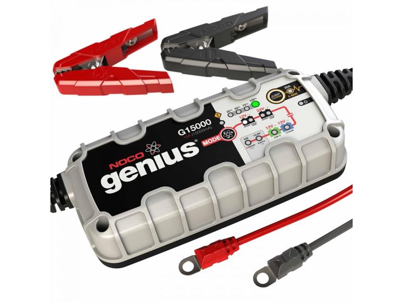 Batteriladere og startboostere
