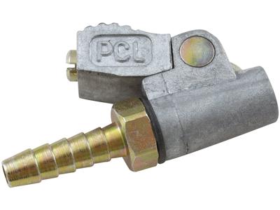 PCL enkelt pumpenippel åben CO2H03