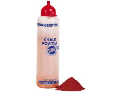Kongsberg kridt rød 400 g