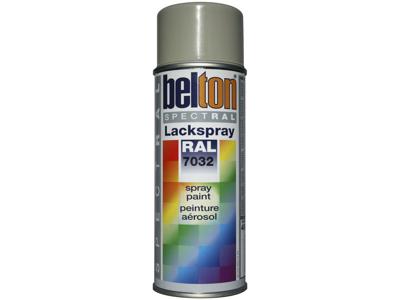 Belton spray 324 kieselgrå RAL7032