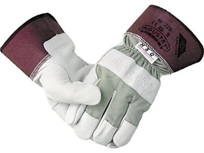 Dollar Oksehud Handske 228