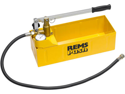 REMS hånd-trykprøvepumpe Push