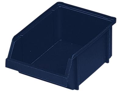 Raaco Lagerkasse 3-160 75×125×173 blå