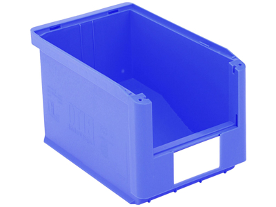 Plukkekasse SK3522, blå 350×210×200