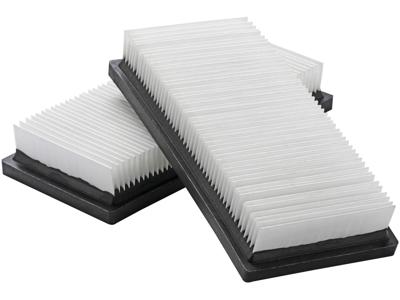 Kassette-filter PET Nano m-kl 2 stk