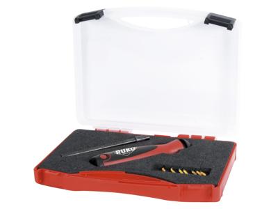Ruko Afgrater og løse klinger i kuffert