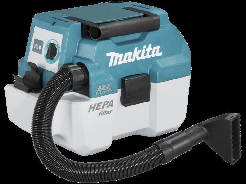Makita Støvsuger HEPA-filter 18V solo DVC750LZ