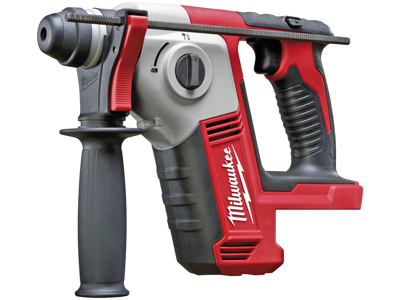 Milwaukee Borehammer SDS+ 1,2J M18 BH-0
