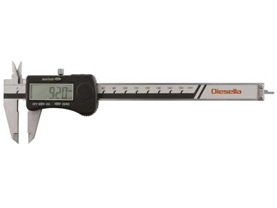 Diesella Digital skydelære 0-300×0,01 mm