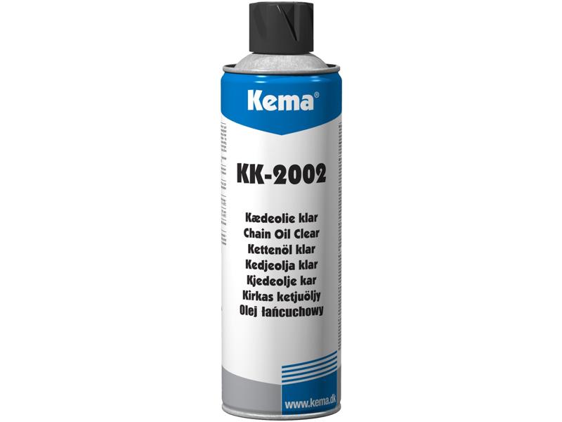 Kema kædeolie klar KK-2002 500ml