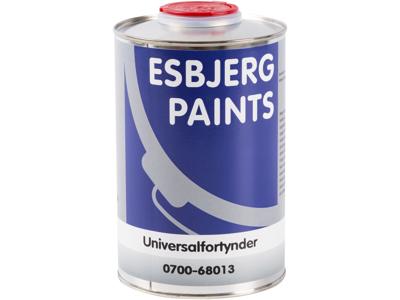 Esbjerg paint universalfortynder 1 ltr